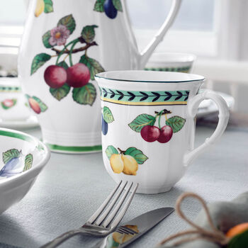 Ensemble petit-déjeuner French Garden Fleurence
