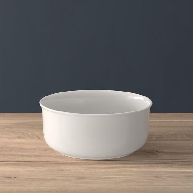 Twist White plat creux rond, , large
