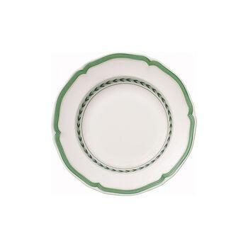 French Garden Green Line assiette creuse