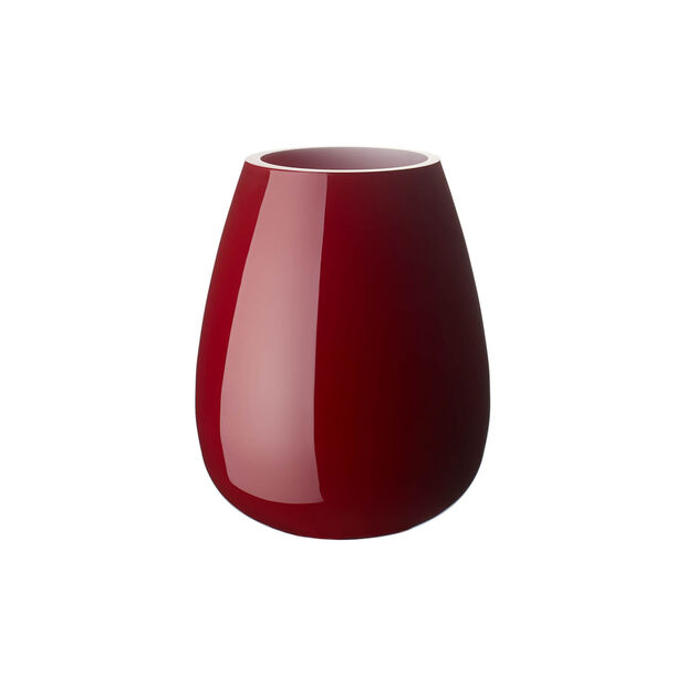 Drop petit vase Deep Cherry, , large