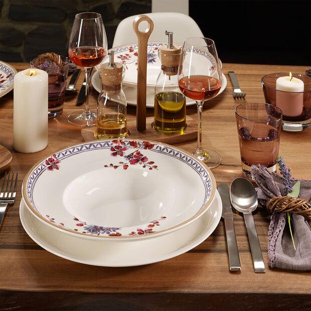 Artesano Provençal Lavande assiette creuse 25cm, , large