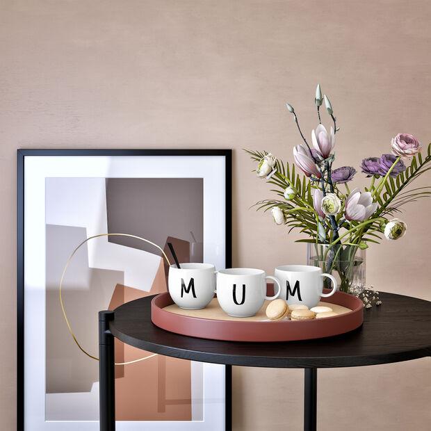 Mug Letters U 13x10x8cm, , large