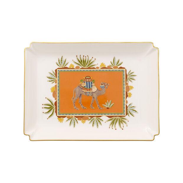 Samarkand Mandarin Gifts Coupe décorative grande 28x21cm, , large