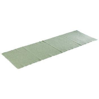 Textil News Breeze chemin de table clair vert 50x140cm