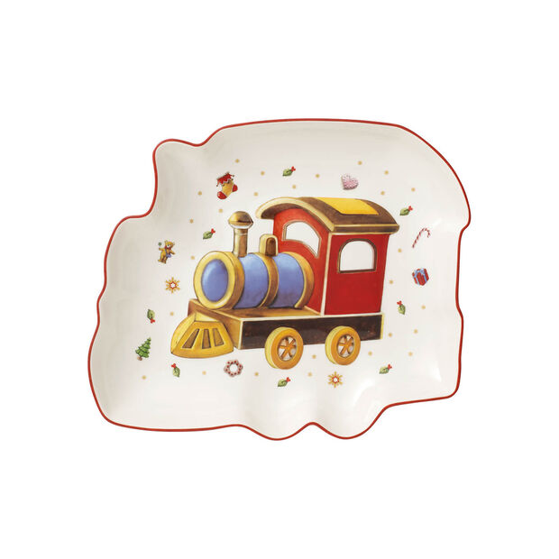 Toy's Delight coupe motif train, , large