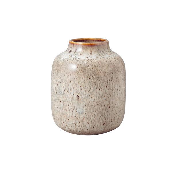 Lave Home Vase Shoulder, 12,5x12,5x15,5cm, Beige, , large