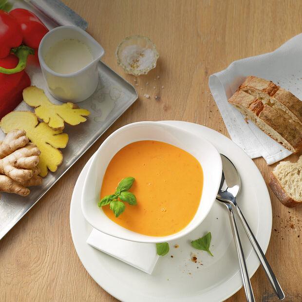 Vapiano ensemble de 2bols à soupe, , large