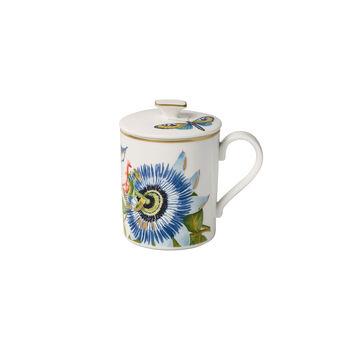 Amazonia Gifts Mug avec couvercle 11,5x8,5x11cm