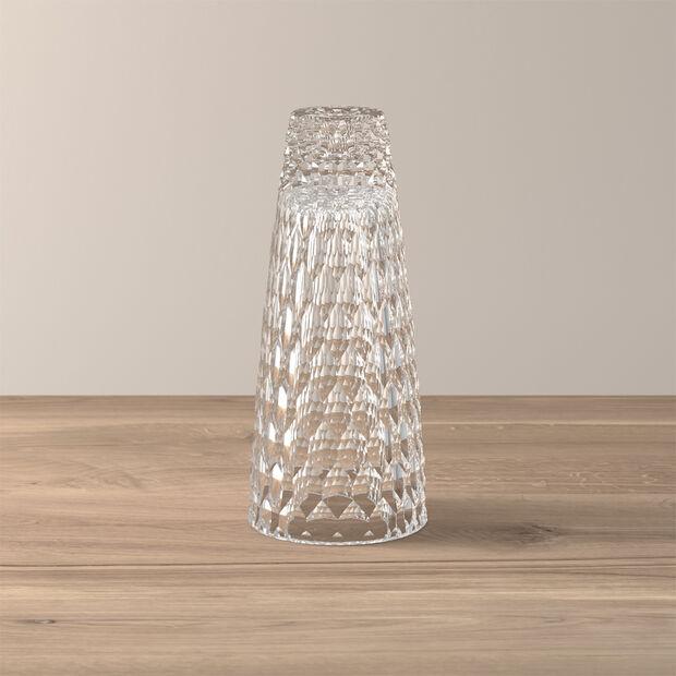 Boston bougeoir et vase, grand modèle, 21,5cm, , large