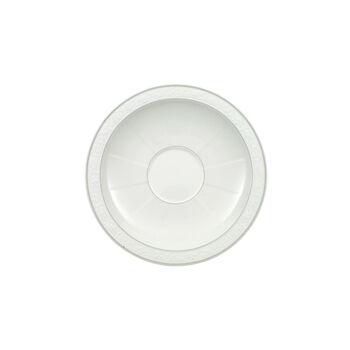 Gray Pearl sous-tasse à cappucino
