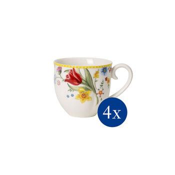Spring Awakening tasse, 4pcs, 400ml