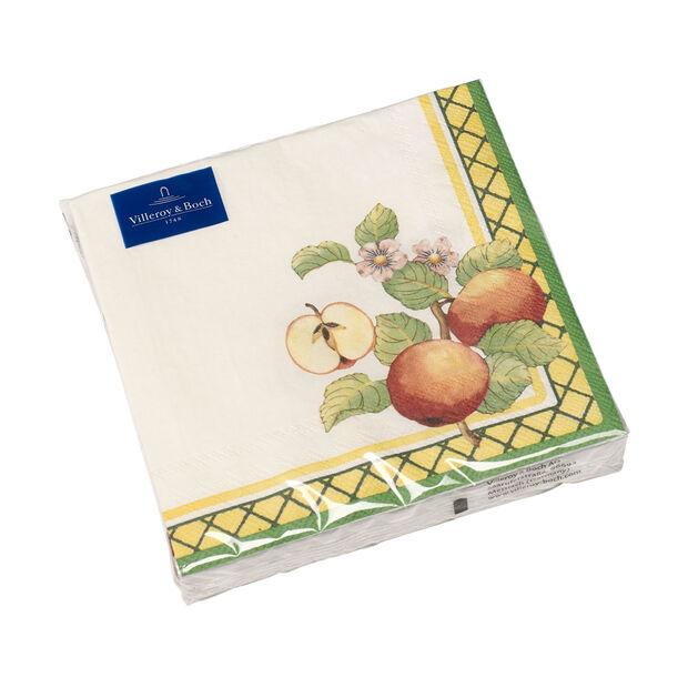 Serviettes en papier French Garden Serviette papier nouveau, 20pièces, 33x33cm, , large