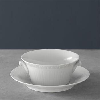 Cellini tasse à soupe ensemble de 2pièces