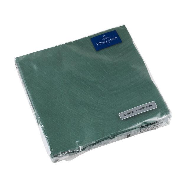 like. By Villeroy & Boch it's my match green leaf serviettes en papier Lunch, 20pièces, 33x33cm, , large