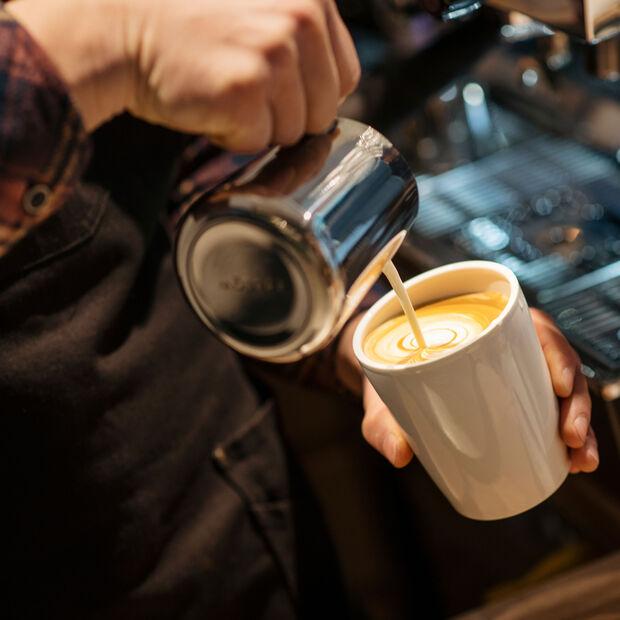 Mug à café To Go, 270 ml, blanc, , large