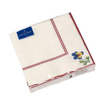 Serviettes en papier Petite Fleur Serviette papier nouveau, 20pièces, 33x33cm