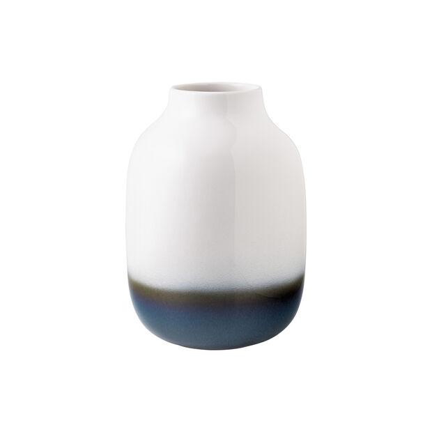 Lave Home Vase Shoulder, 15,5x15,5x22cm, Bleu, , large