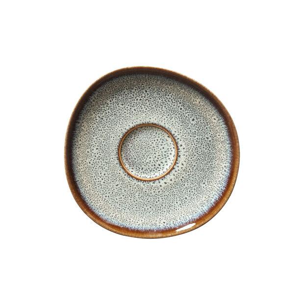 Lave beige sous-tasse pour tasse à café, 15,5cm, , large