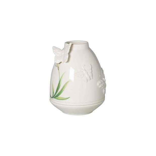Colourful Spring photophore, blanc/vert, , large