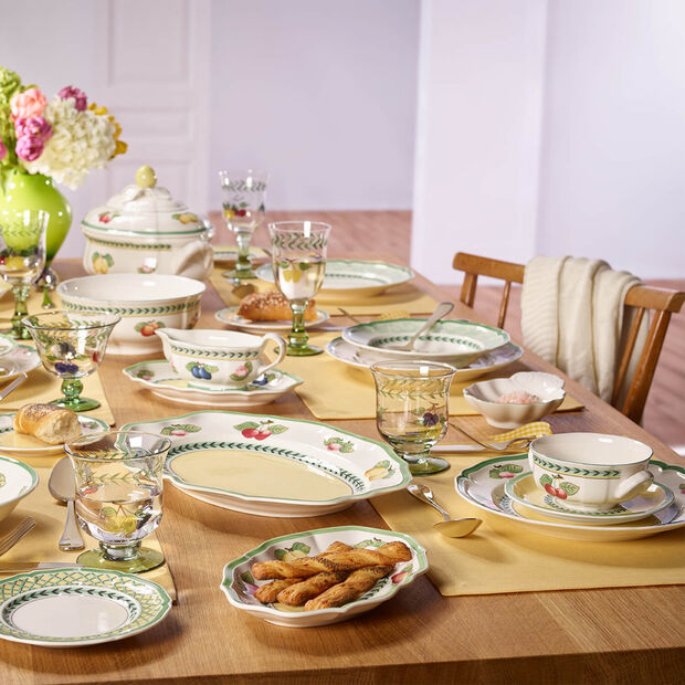 French Garden Fleurence assiette creuse, , large