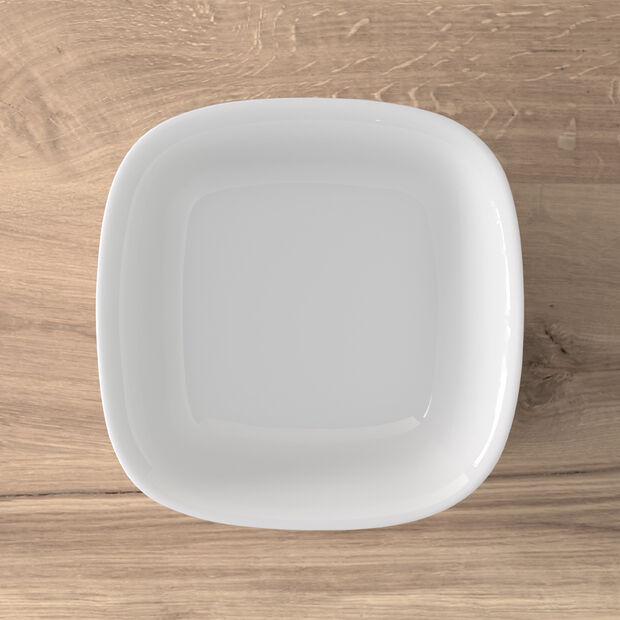 Royal plat creux carré, , large