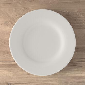 Twist White assiette plate
