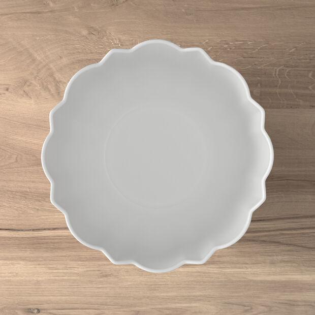 Toy's Delight Royal Classic plat creux rond, blanc, 2,87l, 24x24x12,7cm, , large
