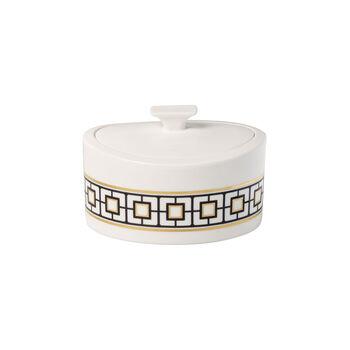 MetroChic Gifts Boîte en porcelaine 16x13x10cm