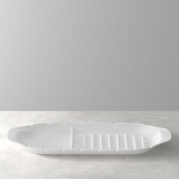 BBQ Passion plat XL avec support pour pics à brochettes