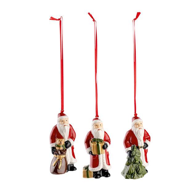 Nostalgic Ornaments Père Noël 3pièces, , large