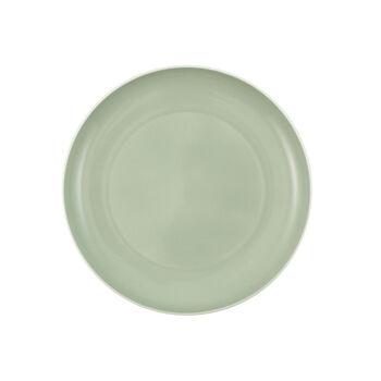 it's my match assiette Uni, 24cm, vert minéral
