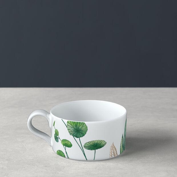Avarua tasse à thé, 230ml, blanche/multicolore, , large