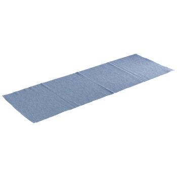 Textil News Breeze chemin de table clear bleu 50x140cm