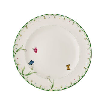 Colourful Spring assiette plate