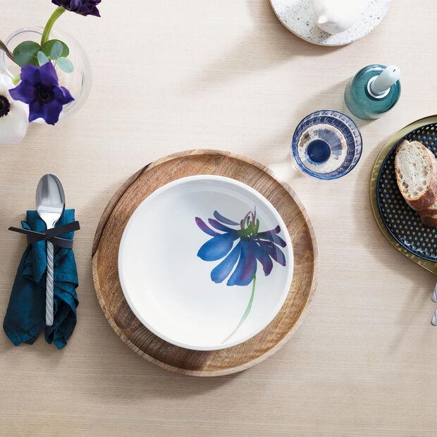 Artesano Flower Art coupe plate, , large