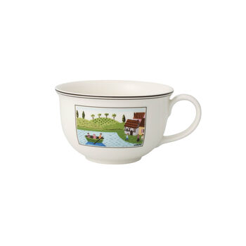 Charm & Breakfast Design Naif tasse à café au lait XL