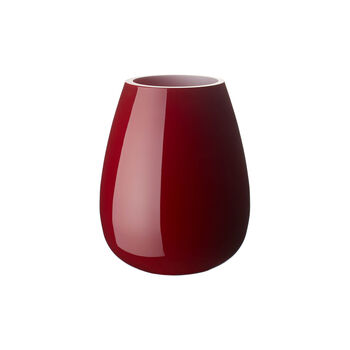 Drop petit vase Deep Cherry