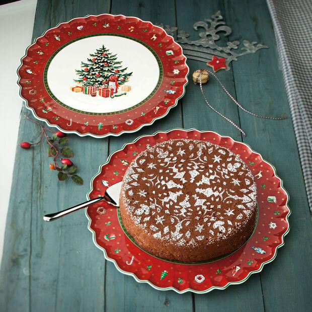 Toy's Delight plat à gâteau rond, , large