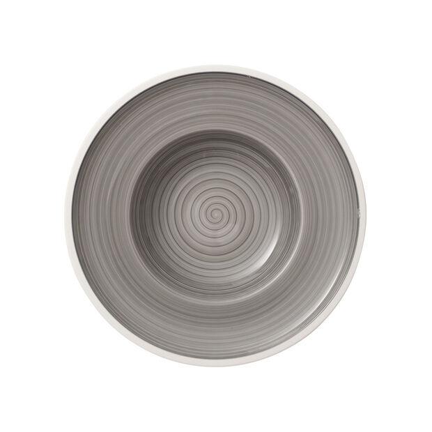 Manufacture gris Assiette creuse 25cm, , large