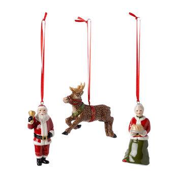 Nostalgic Ornaments Northpole Express 3pièces