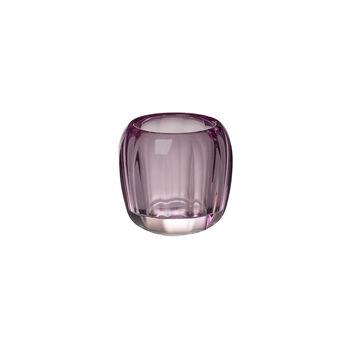 Coloured DeLight petit support pour bougie chauffe-plat Noble Rose