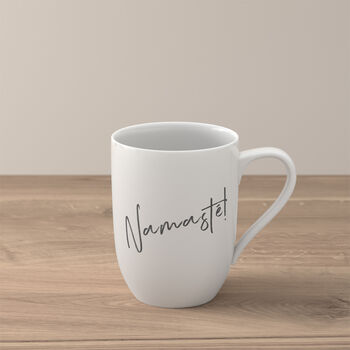 Statement mug «Namasté»