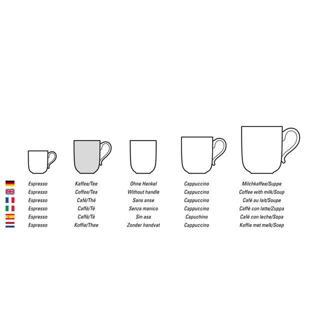 Manufacture gris tasse à café, , large