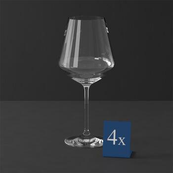 La Divina verre à bourgogne, 4pièces
