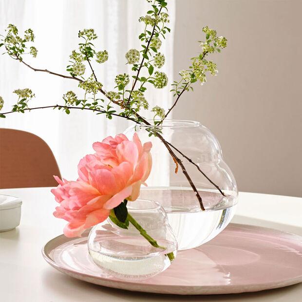 Jolie Claire vase/support pour bougie chauffe-plat, , large