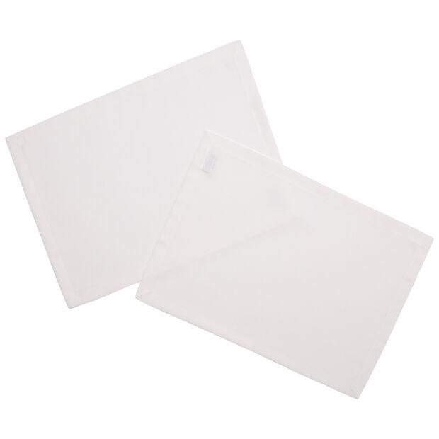 Textil Uni TREND Set de table ecru S2 35x50cm, , large