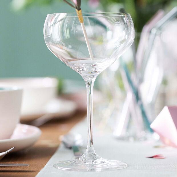 Purismo Bar ensemble de 2coupes à champagne, , large