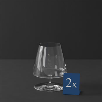 MetroChic verre à cognac, 2pièces, 620ml