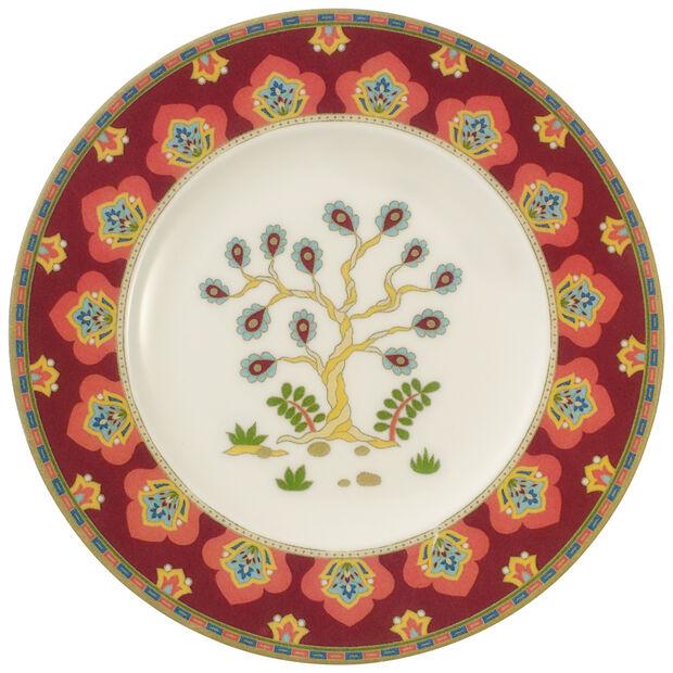 Samarkand Rubin Assiette à pain, , large