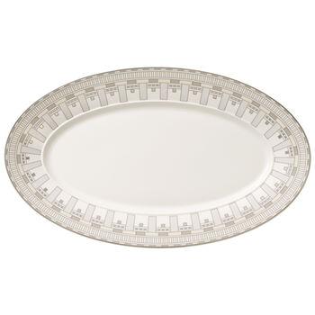 La Classica Contura Plat ovale (2) 43cm